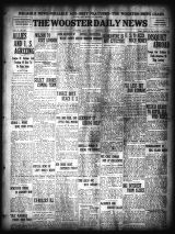 Wooster daily news. (Wooster, Ohio), 1918-12-20