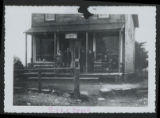 Post office in Colebrook, Ohio photograph