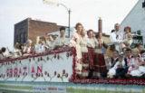 Croatian parade float photograph