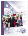 Year in review ... : Bob Taft, Governor, Maureen O'Connor, Lt. Governor.