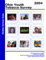 Ohio youth tobacco survey