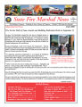 State Fire Marshal news