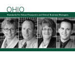 Ohio standards for school treasurers and school business managers