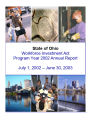 State of Ohio Workforce Investment Act Title I-B annual report : program year ...