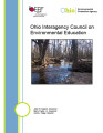 Ohio Interagency Council on Environmental Education member directory.