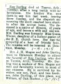 Obituary of Roy Darling