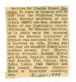The Obituary of Charles Robert Havener