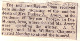 Mrs.Dudley A. Avery