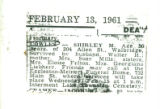 Obituary of Shirley Cowles