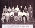Harris-Elmore High School Student Council 1947-1948