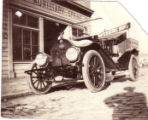Elmore Car photographed in 1923