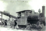 Porter Tank Locomotive Clay Center, Ohio 1926