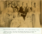 Harris-Elmore High School Graduation Class 1893
