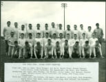 Harris-Elmore High School Track & Field 1954 (Ottawa Co. Champions)