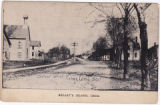 Division Street 1917 (Kelley's Island)
