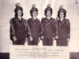 Harris-Elmore High School Clarinet Quartet 1949-1950