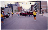 Stonewall Banner in Gay Pride Parade