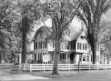 James A. Garfield home photograph