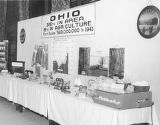 Ohio farm products display