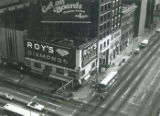 Roy's Diamonds & Watches department store photograph
