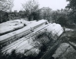 Glacial Grooves of Kelley's Island photograph