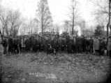 Company H, 4th Ohio Infantry, U.S. Volunteers photograph