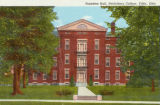 Heidelberg College, Founders Hall postcard
