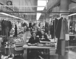 F. & R. Lazarus Company alteration room photograph