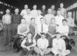 Buckeye Steel Castings Company group photograph