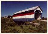 United States Bicentennial covered bridge