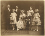 Dora Anna Labinski wedding photograph