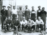 Buckeye Steel Castings Company foundry baseball team