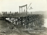 Broad Street Bridge after 1913 flood