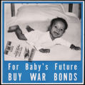 'For Baby's Future' poster