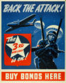 'Back the Attack!' poster