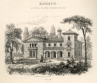'Villa in the Italian Style' print