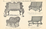 Cincinnati Iron Fence Co. catalogue
