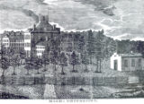 Miami University engraving
