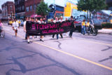Stonewall Union parade banner