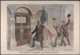 William McKinley 1896 campaign poster