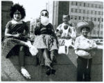 Clown contest in Columbus, Ohio