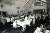 Thanksgiving dinner with the Ohio Girls' Club of Washington, D.C.