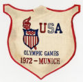 Olympic Games emblem from 1972