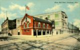 Cleveland Base Ball Park postcard