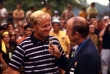 Jack Nicklaus and Jim Crum photograph