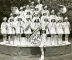 George Bird's Musical Majorettes photograph