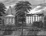 Marietta College drawing