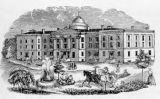 Cleveland Female Seminary print