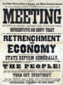 Republican - Freemen Meeting poster