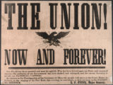 Union Broadside 1860s